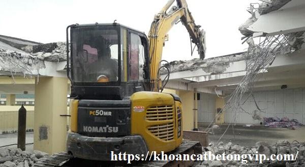 Khoan cắt bê tông huyện Bình Chánh 3