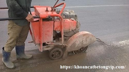 Khoan cắt bê tông huyện Hóc Môn 1