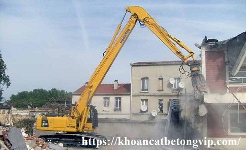 Khoan cắt bê tông quận Tân Phú 3