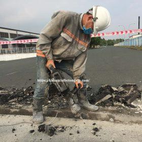 Khoan cắt bê tông huyện Long Thành đảm bảo tiến độ, Giá Rẻ Nhất