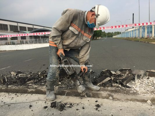 Khoan cắt bê tông huyện Long Thành