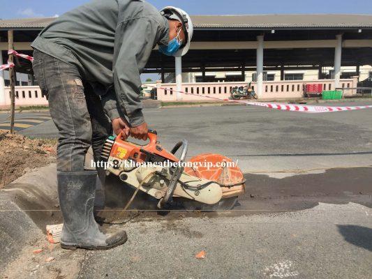 Khoan cắt bê tông huyện Trảng Bom_1