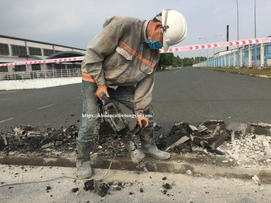 Khoan cắt bê tông thành phố Biên Hòa