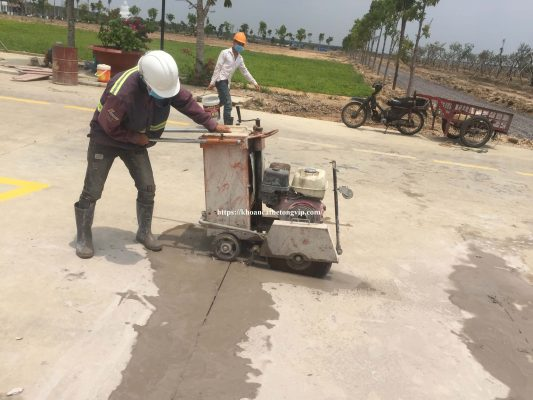 Khoan cắt bê tông thành phố Thủ Dầu Một 1