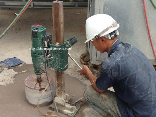 Khoan cắt bê tông huyện Định Quán