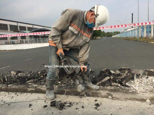 Khoan cắt bê tông huyện Nhơn Trạch