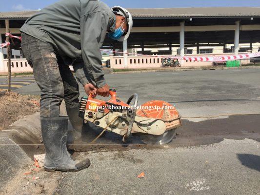 Khoan cắt bê tông huyện Tân Phú_1