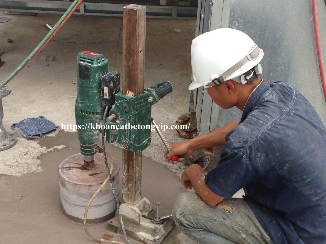 Khoan cắt bê tông huyện Vĩnh Cửu