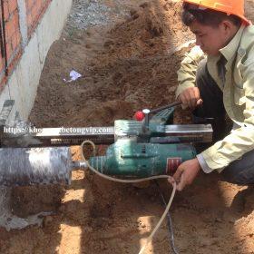Dịch vụ khoan cắt bê tông tại huyện Xuân Lộc thi công Uy Tín, Giá Rẻ