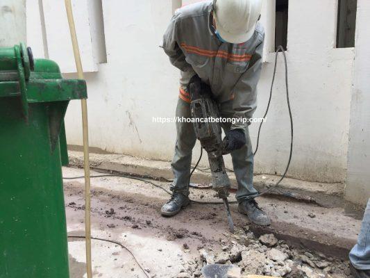 Khoan cắt bê tông tại Đà Nẵng 2