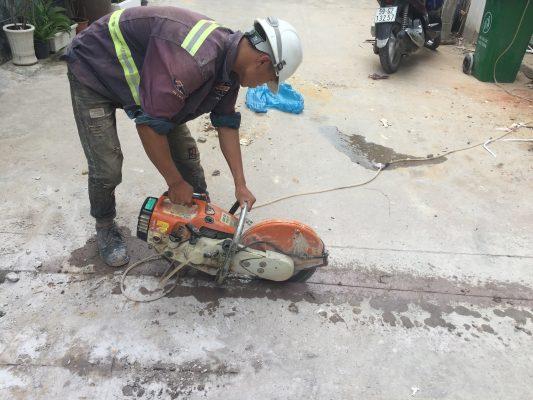 Khoan cắt bê tông Bình Thuận giá rẻ