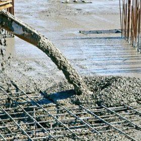 1 khối bê tông cần bao nhiêu cát, đá, xi măng và giá đổ 1m³ bê tông?